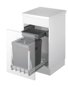 Système à tiroir Müllex norme SMS - BOXX40-R
