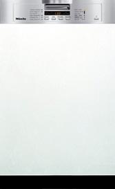 Lave-vaisselle Miele G 1202-45 SCi | électroménager | Cailler électroménager