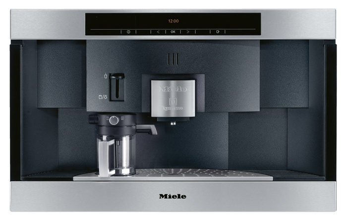 machine caf miele syst me nespresso cva 3660 ch. Black Bedroom Furniture Sets. Home Design Ideas