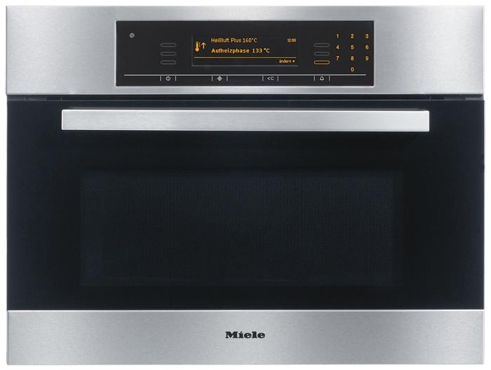 Four compact à micro-ondes Miele - H 5080-60 BM