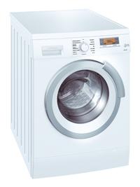 Lave-ligne Siemens automatique avec système antitache - WM12S740CH - blanc