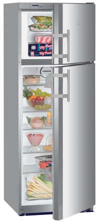 Combinés Réfrigérateur-congélateur Topfreezer Liebherr  - CTPesf 2913 Comfort